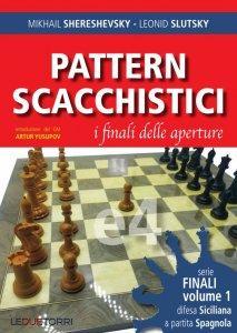 Pattern Scacchistici - i finali delle aperture 1