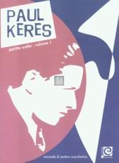 Paul Keres partite scelte - volume 1 - 2a mano come nuovo
