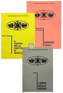 Piccola Biblioteca di Scacchi - 47 volumi!
