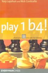 Play 1 b4!