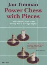 Power chess with pieces - Timman - 2nd hand, like new
