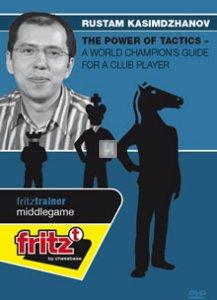 Power of Tactics - A World Champion's Guide for a Club Player - DVD