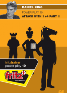 POWER PLAY 19 - Attack with 1.e4 - Part 2