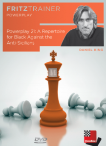 POWER PLAY 21 - A repertoire for black against the Anti-Sicilians