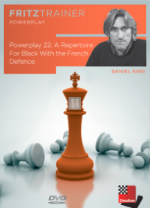 POWER PLAY 22 - A Repertoire For Black With the French Defence