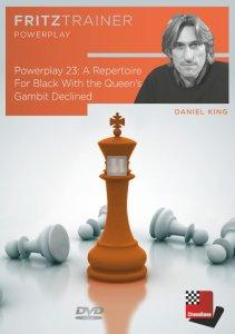 POWER PLAY 23 - A Repertoire for black with the Queen's Gambit Declined