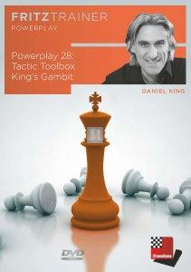 Power Play 28: Tactic Toolbox King's Gambit - DVD