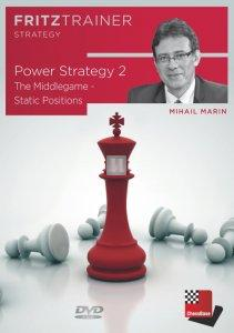 Power Strategy 2 - The Middlegame - Static Positions - DVD
