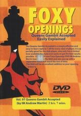 Queen's Gambit Accepted - DVD