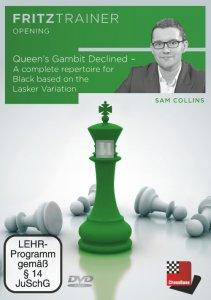 Queen's Gambit Declined - A repertoire for Black based on the Lasker Variation - DVD