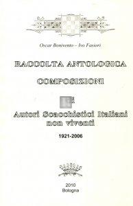 Raccolta Antologica Composizioni 1921 - 2006