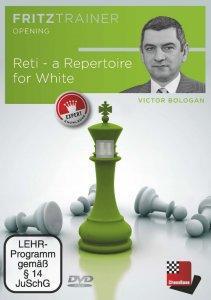 Reti - A Repertoire for White - DVD