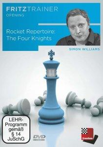 Rocket Repertoire: The Four Knights - DVD