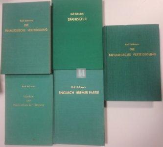 Rolf Schwarz Handbuch der Schach-Eröffnungen - 2d hand