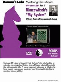 Roman`s Lab: Nimzowitsch`s ``My System`` part I + II - DVD