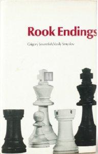 Rook Endings - 2nd hand