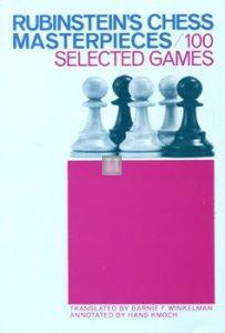 Rubinstein's Chess Masterpieces: 100 Selected Games - 2a mano