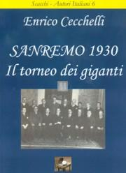 Sanremo 1930 - il torneo dei giganti