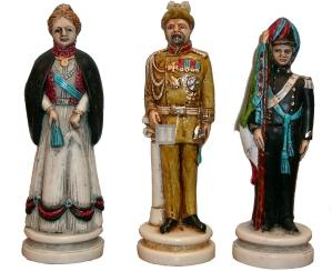 Carabinieri Chess Set