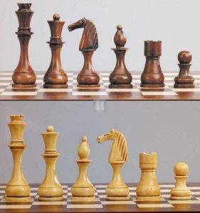 """Classic"" Chess Set by Nigri Scacchi"