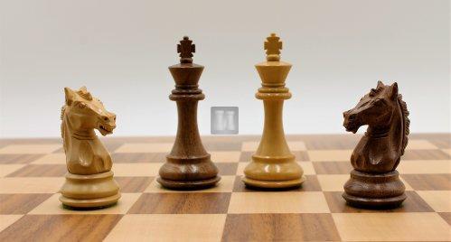 Re mm 95 Scacchi da torneo, in legno, modello Orion