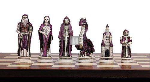 Fantasy Chess Set
