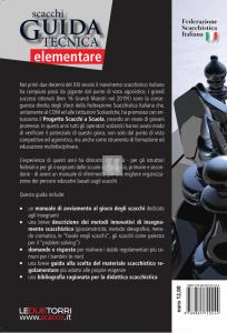Scacchi - Guida Tecnica ELEMENTARE Federazione Scacchistica Italiana