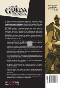 Scacchi - Guida Tecnica Federazione Scacchistica Italiana