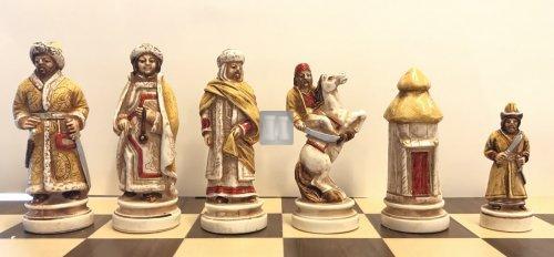 Chesspieces Kazan War - Ivan the terrible