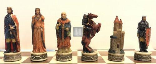 Robin Hood - chesspieces
