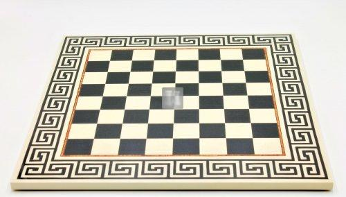 Bolivar Wood and Maple Chessboard