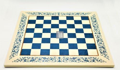 54 x 54 Scacchiera da torneo in acero dipinto