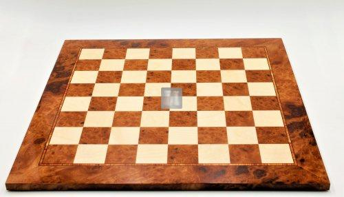 Tournament Chessboard - Elm and Maple