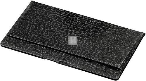 Scacchiera magnetica in plastica a portafoglio, pezzi a disco
