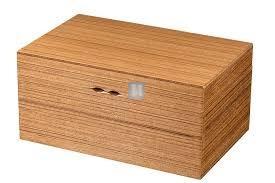 Scatola per scacchi in legno