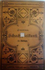 @Schachspielkunst (chess art) - 2nd hand