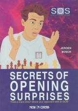 Secrets of openings surprises vol.1 - 2nd hand rare