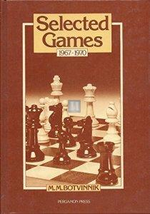 Selected Games 1967-1970 (Botvinnik) - 2nd hand