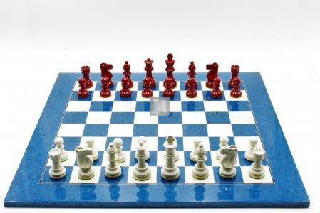 Chess Set: Bologna