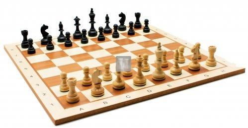 Chess Set: Renoir