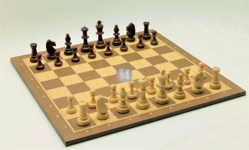 Chess Set: Zephyr