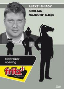Sicilian Najdorf 6.Bg5 - DVD