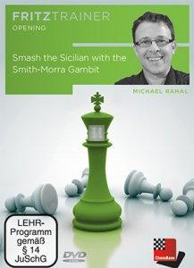 Smash the Sicilian with the Smith-Morra Gambit - DVD