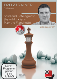 Solid and safe against the wild Indians: Play the Fianchetto - DVD