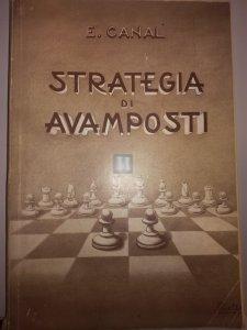 Strategia di avamposti 1a edizione del 1949 - 2a mano raro