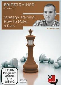 Strategy Training: How to Make a Plan - DVD