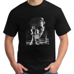 T-SHIRT - Bobby Fischer
