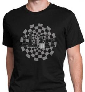 T-SHIRT - Chess Circle