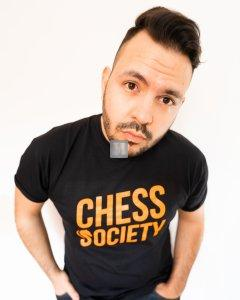 T-shirt Chess Society