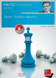 Tactic Toolbox Benoni - DVD